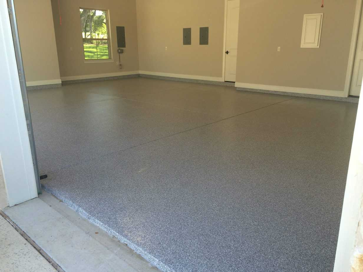 Epoxy Garage Flooring New Braunfels San Antonio Atx Concrete