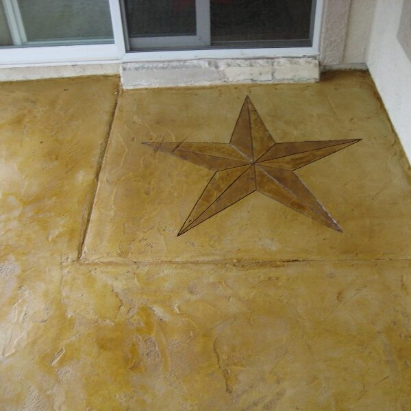decorative concrete new braunfels