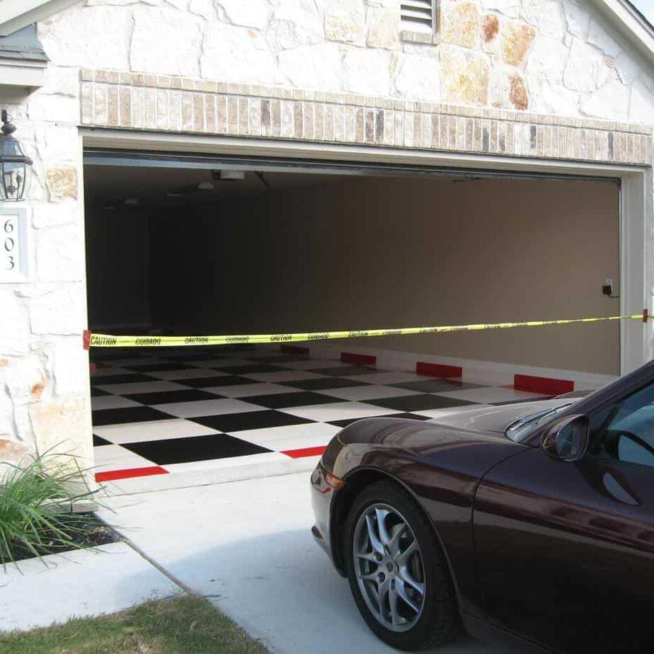 epoxy garage san marcos